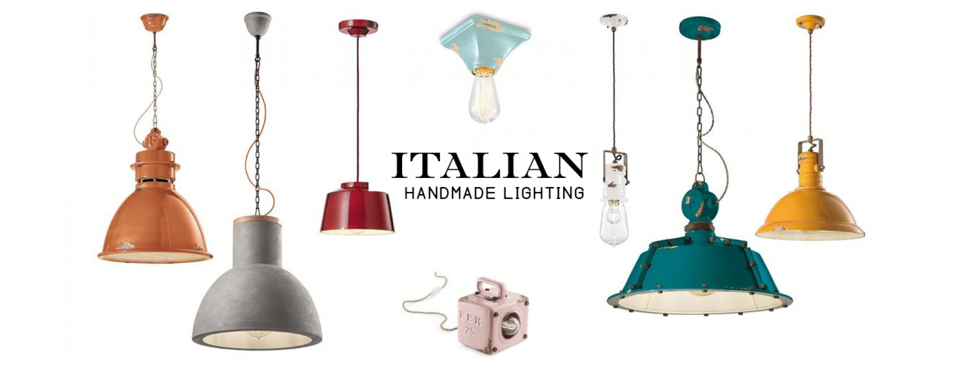 Italian Handmade Lighting